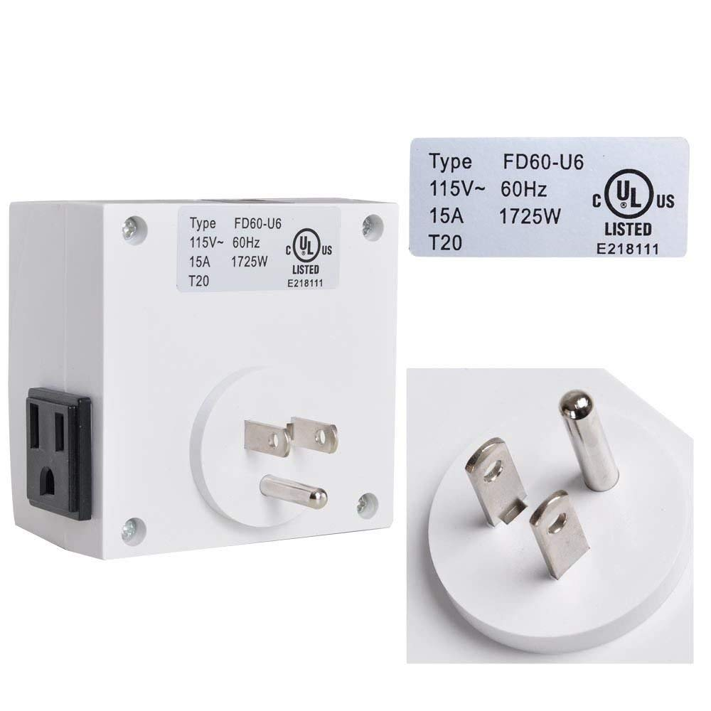 how to work the globe outlet timer